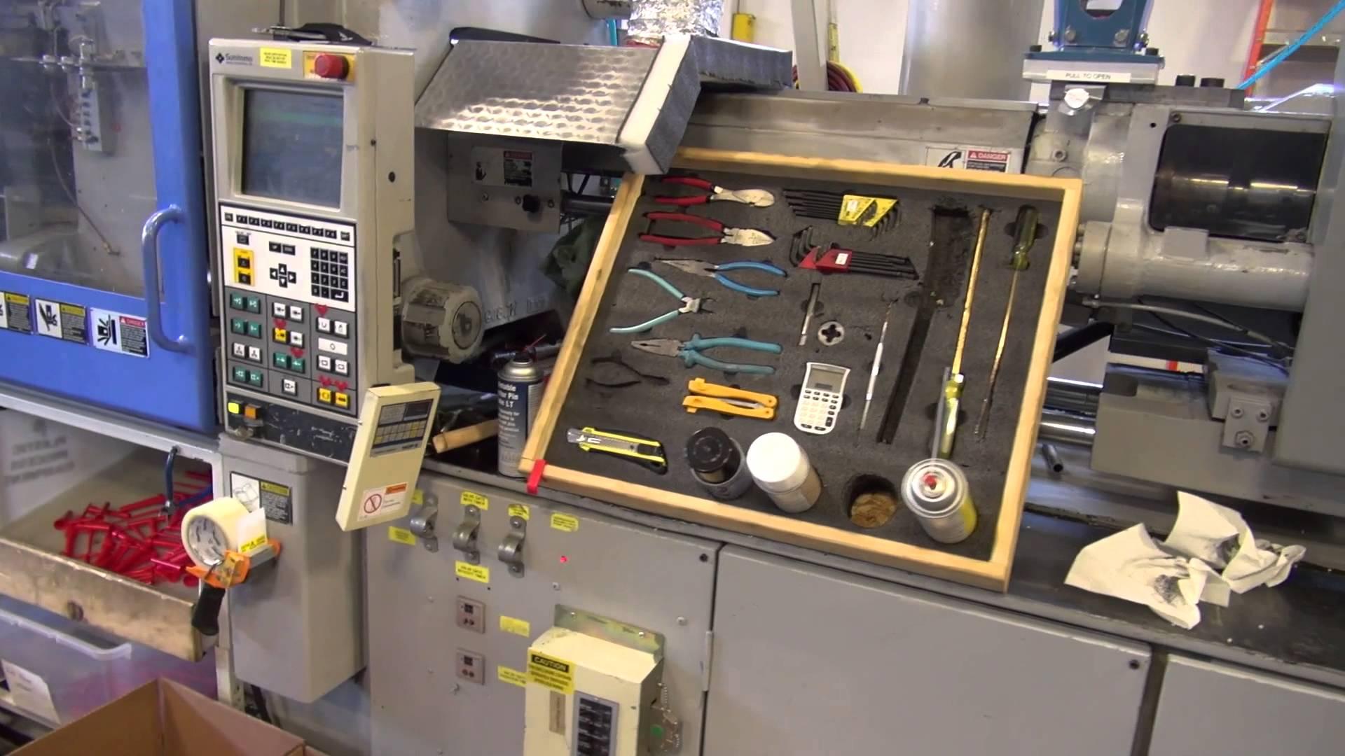 Lean Manufacturing Lean Factory Tour Fastcap Leanvlog