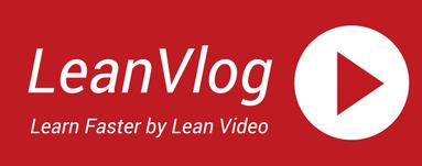 Lean Vlog Logo