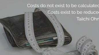 005 - Costs to be reduced