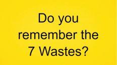 7 Wastes Yellow