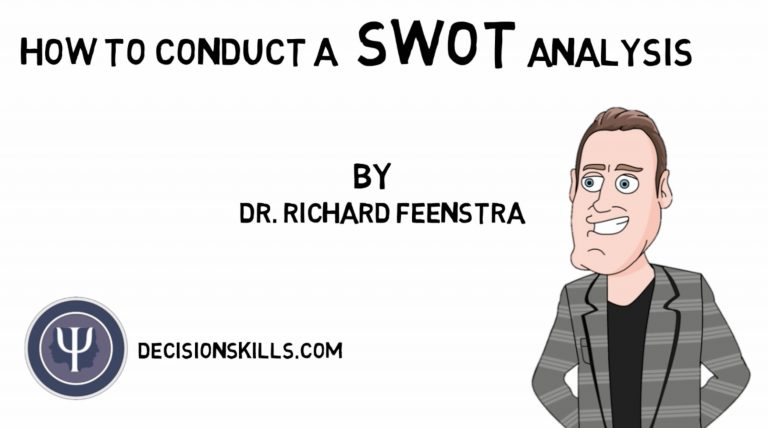 [How to] Conduct a SWOT Analisys