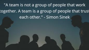 TeamWork Simon Sinek