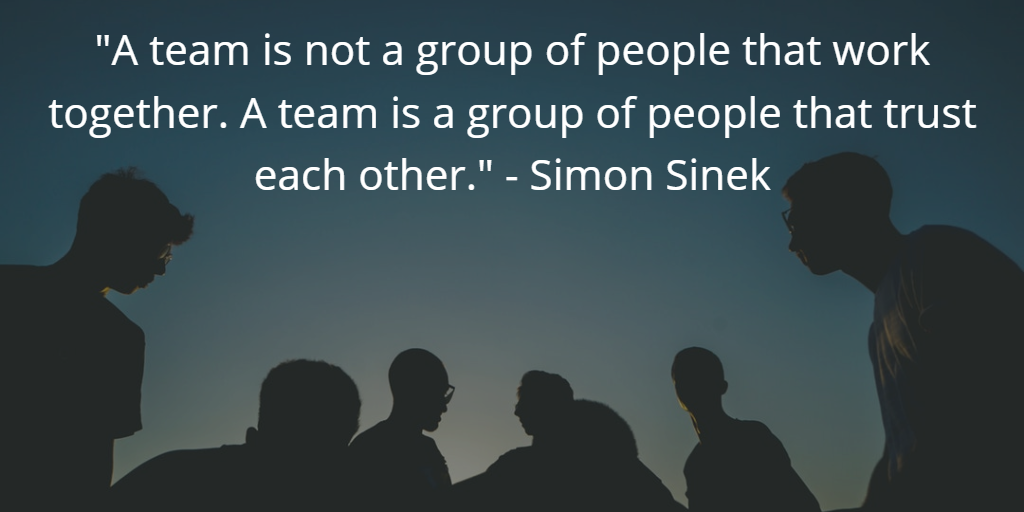 TeamWork Simon Sinek