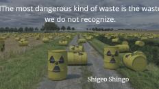 Waste - Shingo