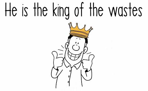 King of Wastes