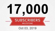 Lean Thinkers 17.000 Subscibers