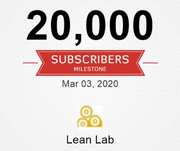 20.000 Subscribers